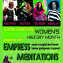 Ashkenaz March 27th  Women's History Month Celebration