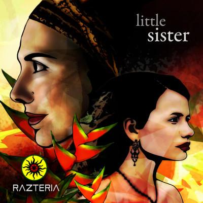 little sister razteria art