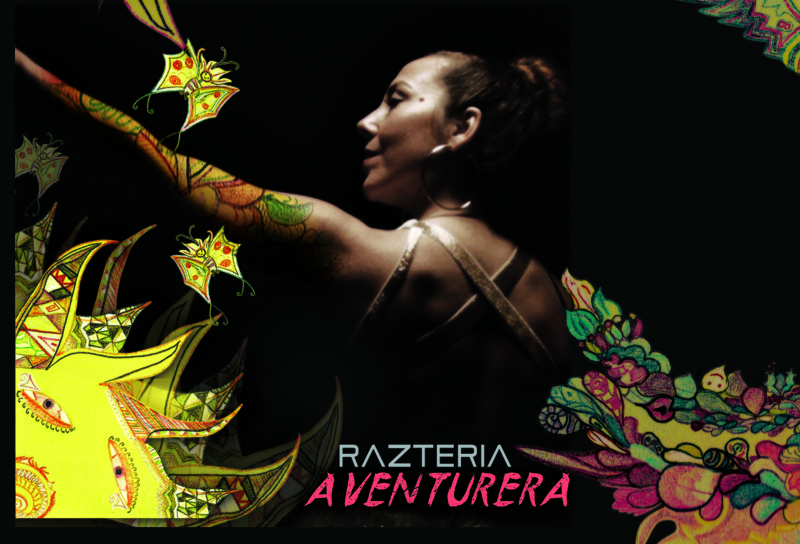 Aventurera flyer razteria 500 by
